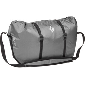 Black Diamond Super Chute Rope Bag nickel